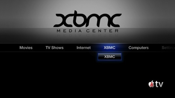 Apple TV 2 - XBMC