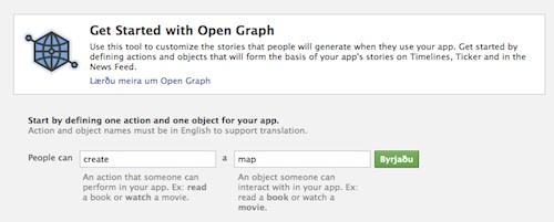 Facebook - Open Graph