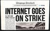 SOPA strike