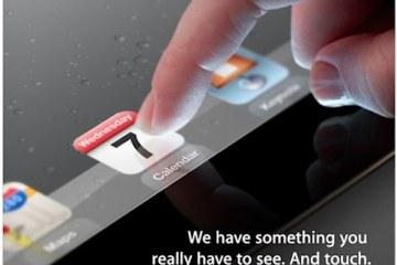 iPad 3 verður kynntur 9. mars
