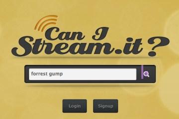 Can I Stream It? - Vefsíða vikunnar