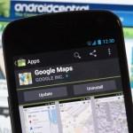 Google Maps uppfært í 6.4.0 [Android]