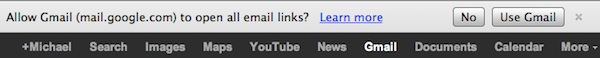 MailtoLinks Chrome Gmail