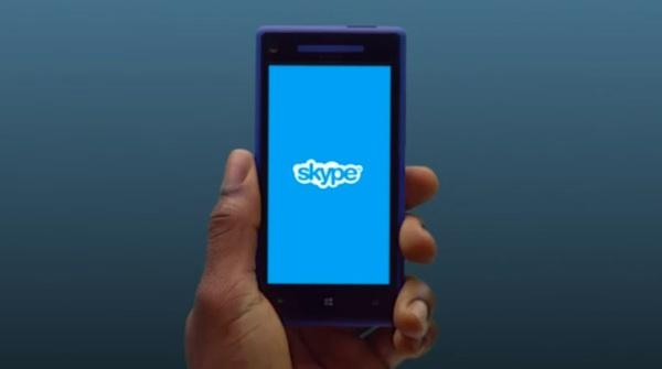Skype Preview - Windows Phone 8