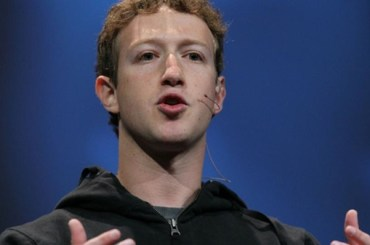 Facebook - Mark Zuckerberg