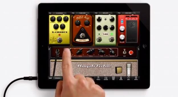 iPad auglýsing - Alive
