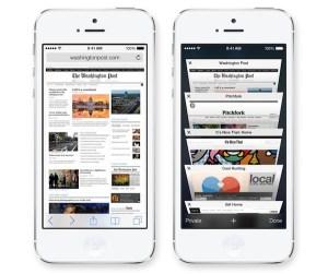 Safari - iOS 7