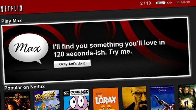 Netflix - Max