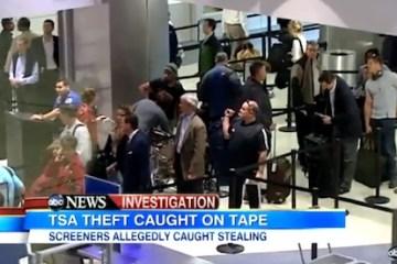 TSA iPad