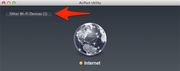 Airport Extreme - Skref 1