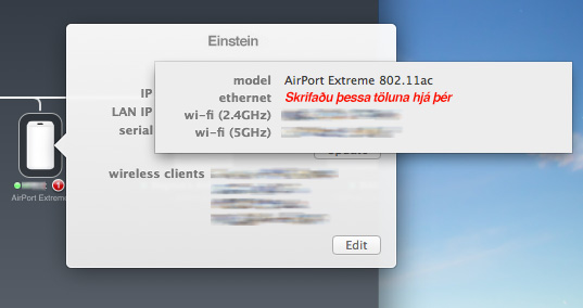 Airport Extreme - Skref 7