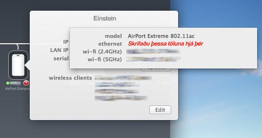 Airport Extreme - Skref 7