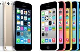 iPhone 5S - 5C
