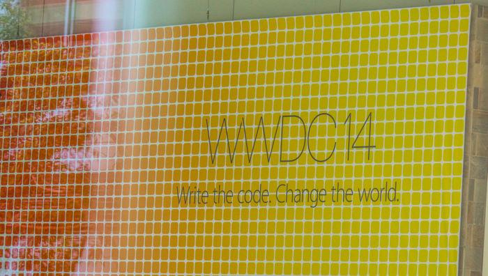 WWDC textalýsing