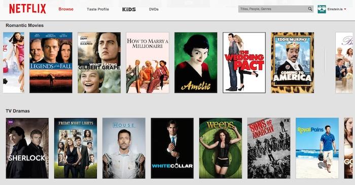 Netflix - new logo