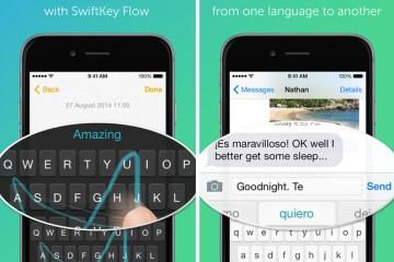 SwiftKey - iOS
