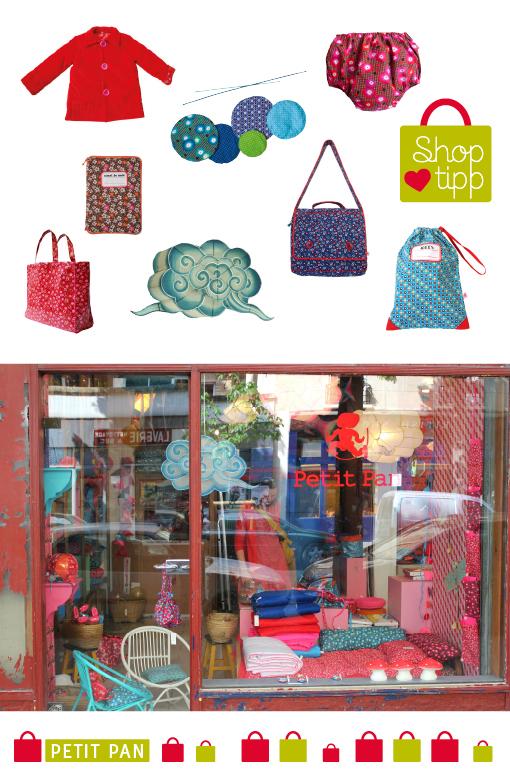 Kindermode, Papeterie, Paris Shopping Tipp