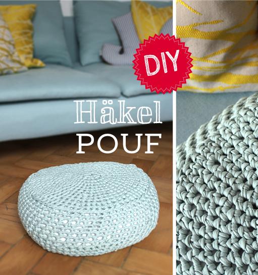 DIY: Häkelpouf