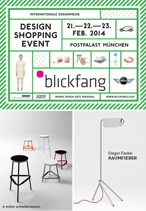 Designmesse Blickfang
