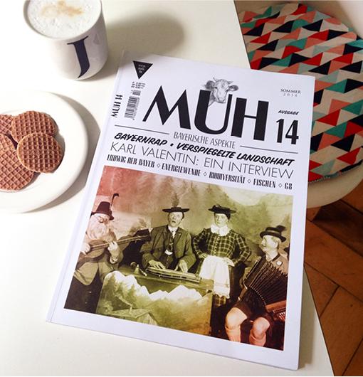 MUH Magazin, bayerische Aspekte