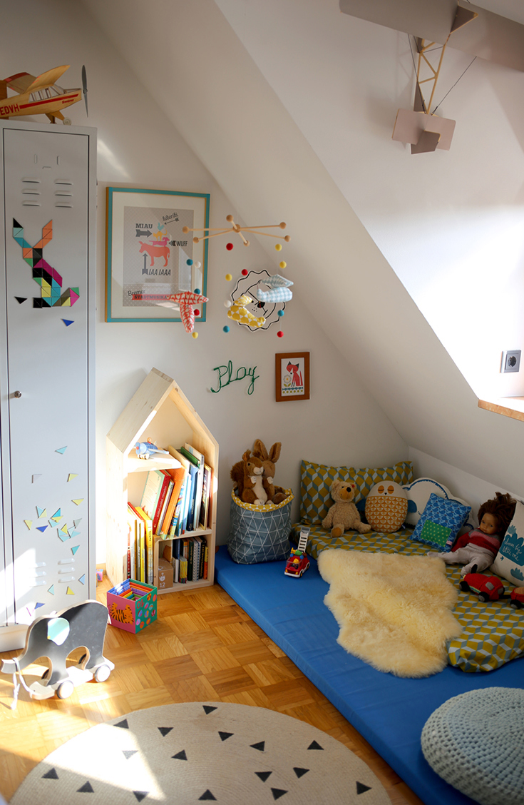 Homestory, Interior-Blogger, Kinderzimmer