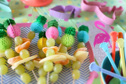 Krapfen Party, Karneval, Rice, Feiern mit Kindern