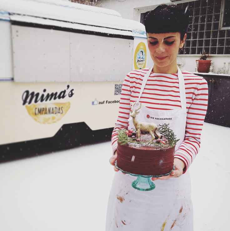 Melissa Forti, Italienisch Backen, Backbuch, Buchvorstellung, Buchblog, Backbuch, Schokoladenkuchen