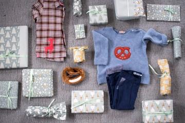 Weihnachten mit einem Zweijährigen, Nyani Kindermode