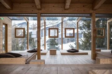Mädelswochenende in den Bergen, Wellness, Designhotel, Leogang, Forsthofalm, Hotel in Massivholzbau
