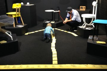Möbelmesse mit Kind, Köln, Studio Faubel, Mompreneur, selbstständig und Kind