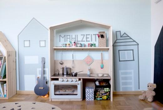 DIY Kinderküche, eine Kooperation mit stiltalent by toom