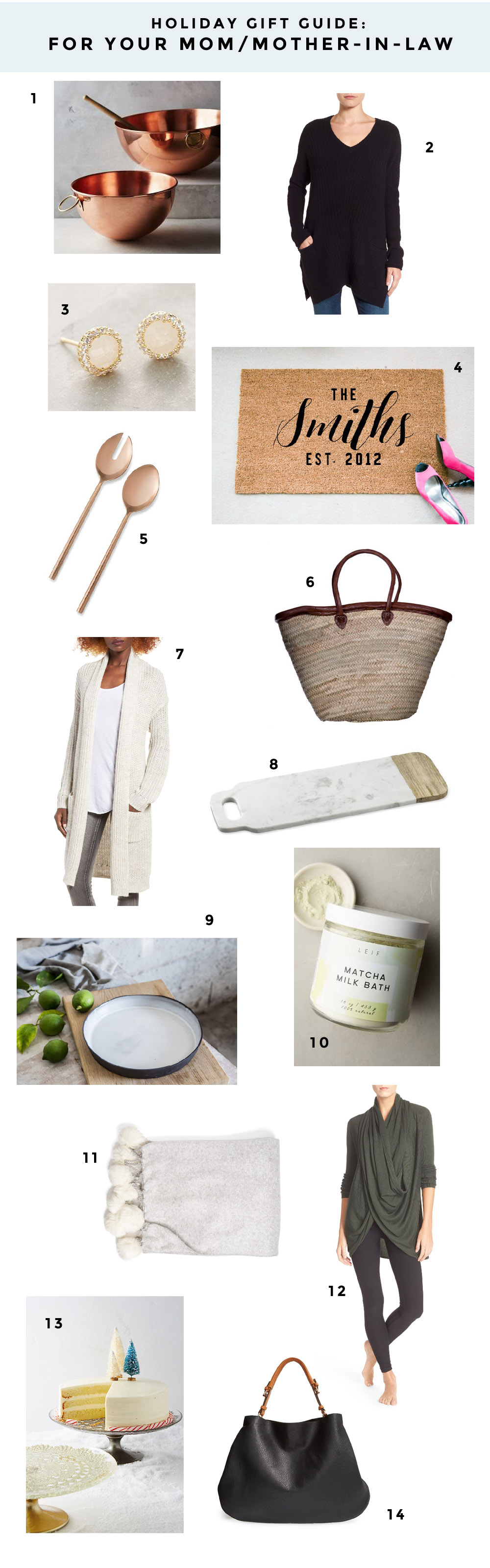 e-interiors-gift-guide-for-mom - GIFT IDEAS FOR MOM  sc 1 st  E. INTERIORS & Gift Ideas for Mom or Mother in Law | Gift Guides | E. INTERIORS