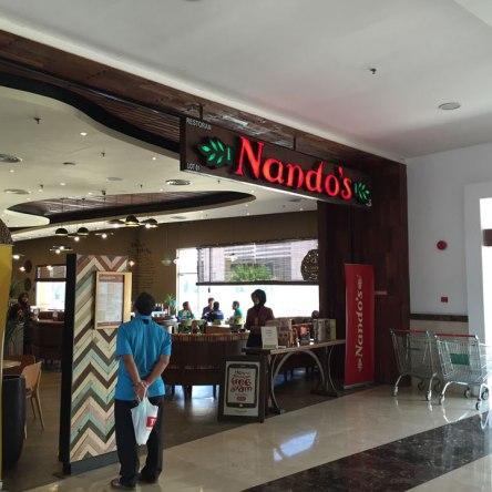 Nandos Mesra Mall