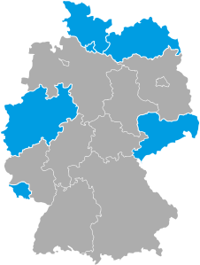 Teilnehmende Bundesländer
