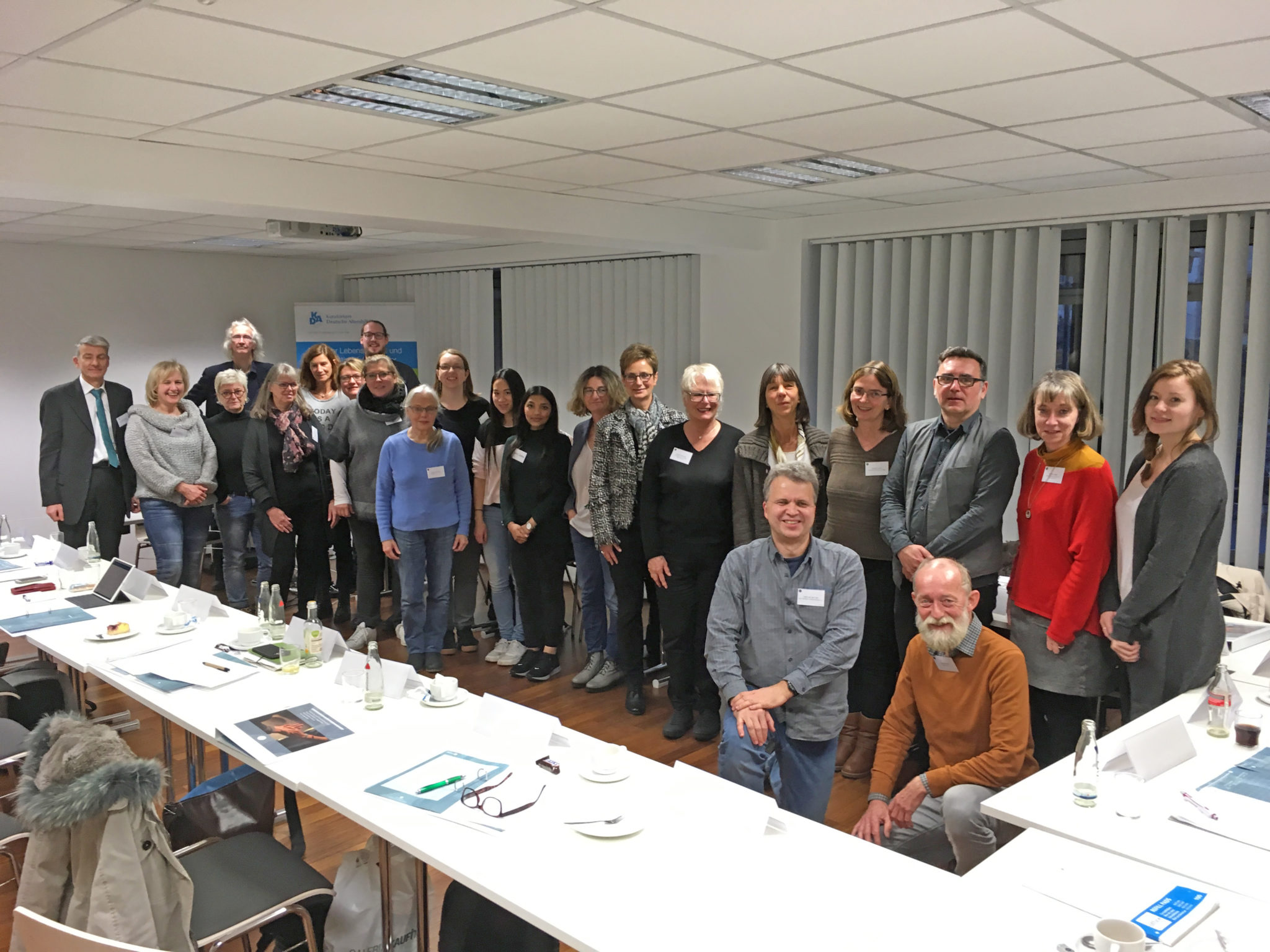 Workshop in Essen am 11.12.2018