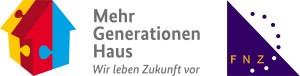 Kombinationslogo Mehrgenerationenhaus und FNZ