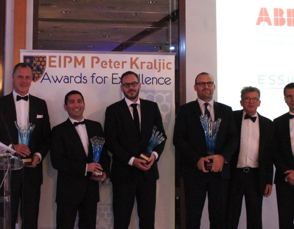 2016 EIPM Peter Kraljic Award Winners