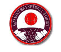 Galway Area Basketball Board Logo