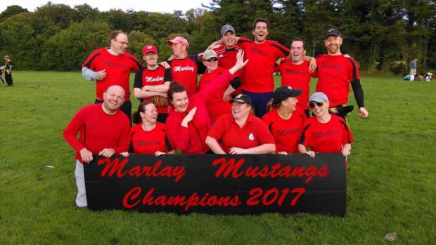 marlay-mustangs-softball-leinster-div-2-champions-2017