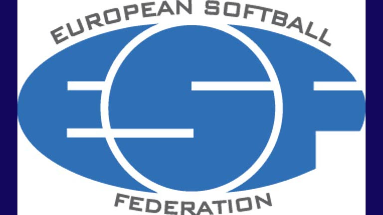 european-softball-federation-logo