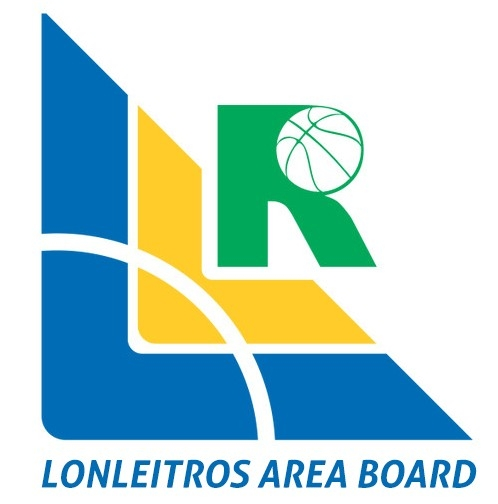 LonLeitRos Area Basketball Board
