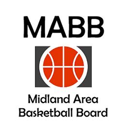 Midlands Area Basketball Board Logo