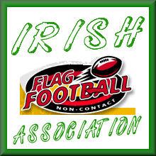 Irish Flag Football Association Logo