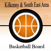 Kilkenny and South East Area Basketball Board Logo