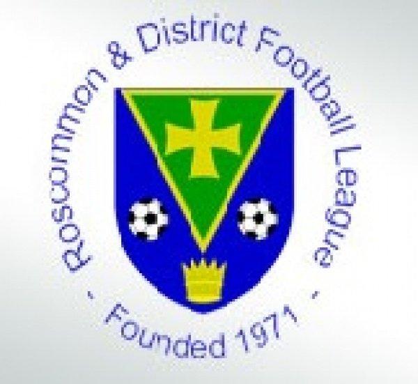 Roscommon & District Football League Logo