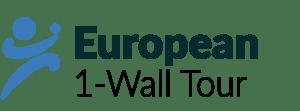 European 1-Wall Tour Logo