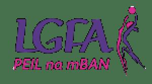 Ladies Gaelic Football Association Logo