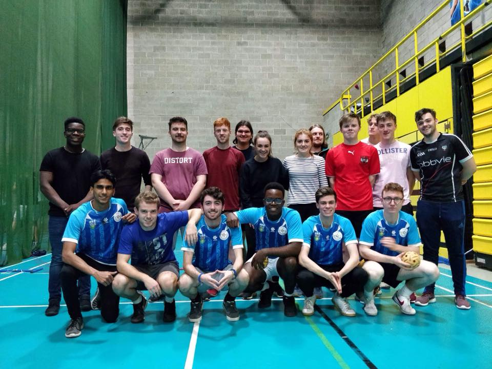 UCD Sepak Takraw Club Team Photo September 2018
