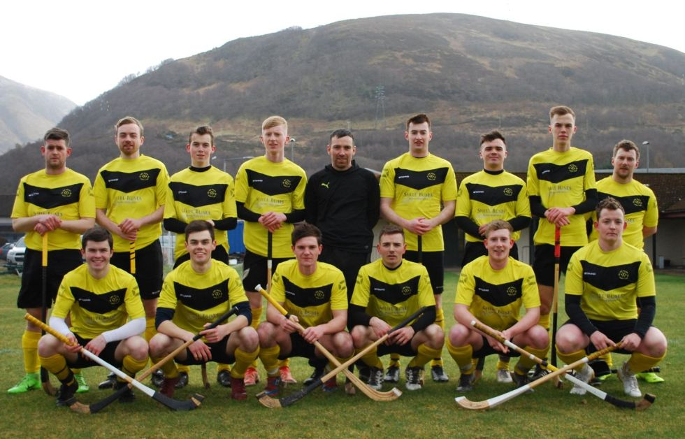 Fort William Camanachd Association Shinty National Division Champions 2019 [Reference: 7]