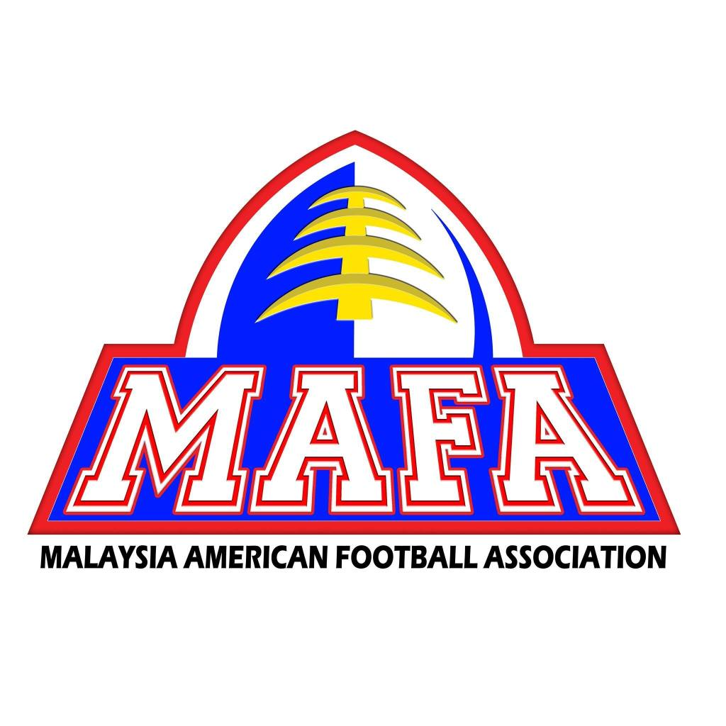 Malaysia American Football Association Logo